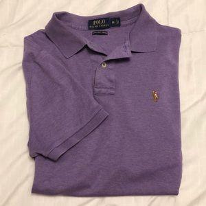 ⭐️Polo Ralph Lauren Pima Soft Touch Shirt Mens M